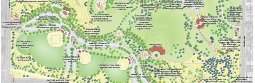 Map of Ruby Hill Park